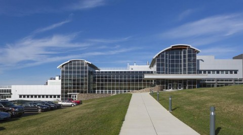 SUNY Binghamton – Center of Excellence Building