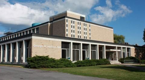 SUNY Plattsburgh – Hudson Hall