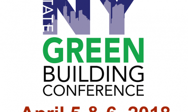 NYS Green Building Conference, April 5th & 6th in Syracuse!